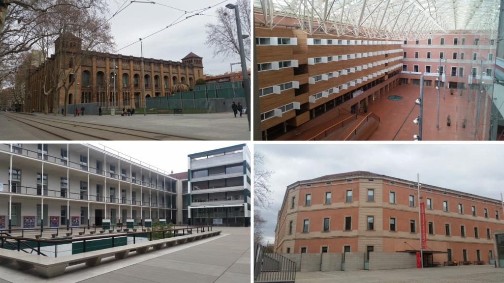 Universitat Pompeu Fabra - Ciutadella