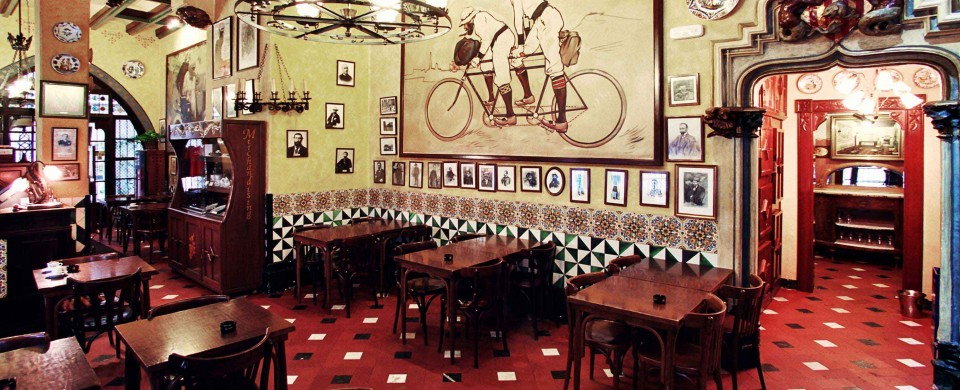 restaurante quatre gats barcelona
