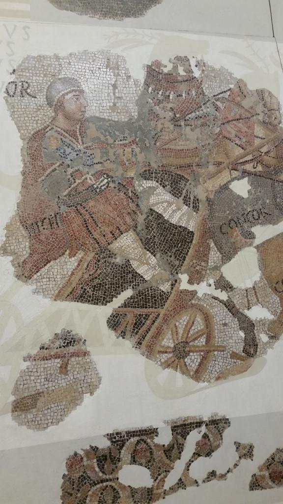 Mosaico Barcino