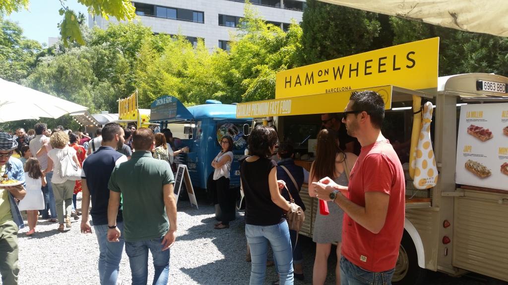 street food caravana